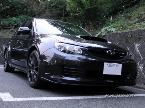 Subaru STi R205 GRB