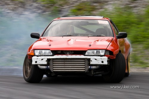 R32 RB25DET Drift Bihoku 備北