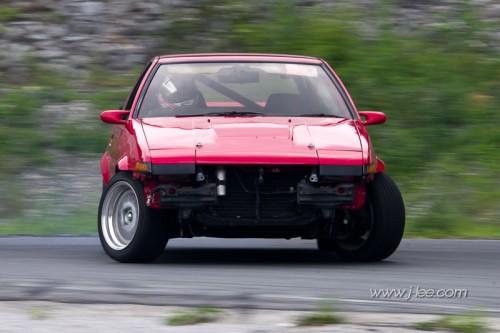 AE86 Drift Bihoku 備北 Steve Jones